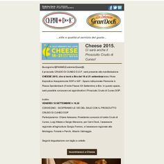 Il Cuneo DOP a Cheese 2015 - Carni Dock