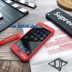 赤い黒いiphoneX カバー 通販欧米supシュプリームiPhone8/8Plusストリートファッションiphone6sケース7plus個性全包み英語ロゴSupremeブランド風アイフォン7ハードケース360度全方位保護x携帯ジャケット