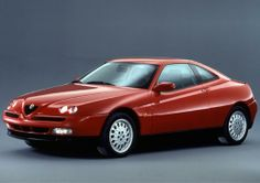 Workshop Manual for Alfa Romeo GTV  Coupe  Spider 1995-2000
