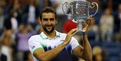 Marin Cilic won The US OPEN 2014