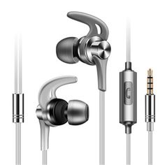 [US$5.39] J02 3.5mm Wired Control Earphone Heavy Bass Stereo Sports Headphone with Mic for Samsung Xiaomi #3.5mm #wired #control #earphone #heavy #bass #stereo #sports #headphone #samsung #xiaomi