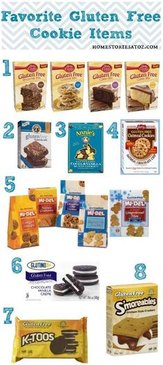 Post contains 35 tried and true store-bought gluten free items that don't suck :). Ok not Daniel Plan friendly, but gluten free Gluten Free Sweets, Gluten Free Cooking, Vegan Gluten Free, Gluten Free Recipes, Dairy Free, Gluten Free Products, Paleo, Foods With Gluten, Lactose Free