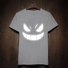 """Harajuku luminous T-shirt Coupon code """"cutekawaii"""" for 10% off"""