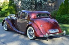 1948 Jaguar MK IV -