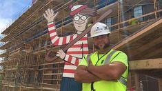jason hadley - the kind-hearted construction worker