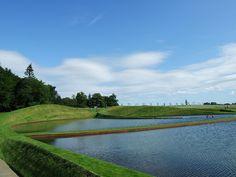 Life Mounds at Jupiter Artland (Charles Jencks)