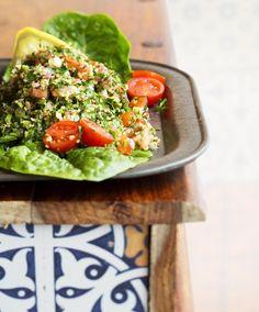Resepti: Taboullah