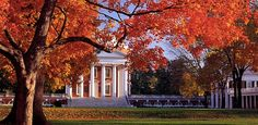 Charlottesville, Virginia - The University of Virginia and its surrounding town are known for some of the prettiest wooded mountains in the country and an abundance of live music. (Again, college town.) | The 12 Cutest Small Towns In America