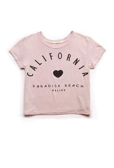 California Heart Tee (Kids) | FOREVER21 #F21Girls