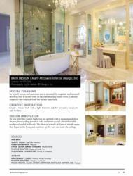Marc-Michaels Interior Design Bath Design Award
