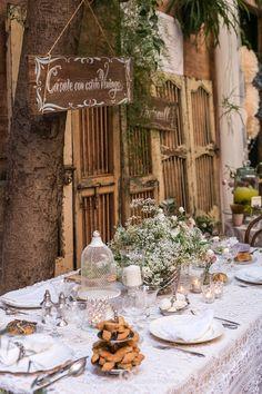 Stand de @Ainhoa&Co. en #WeddingSevilla.