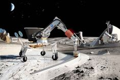 NASA Is Building Robots To 3D-Print Infrastructure On Mars (+VIDEO)
