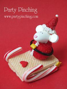 'Twas the Night Before Christmas treats #christmas #treats