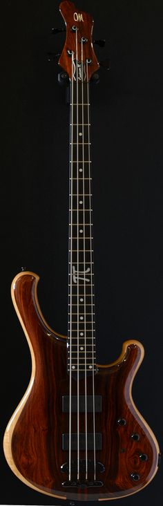 MAYONES Pi 2 Custom 4 string bass