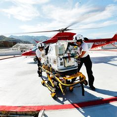 Our Life Flight team transports more than 1,500 newborns and children each year. On average, that's more than 4 patients every day!
