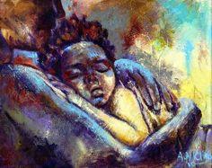 Sweet Dreams II by Andrew Nichols   The Black Art Depot