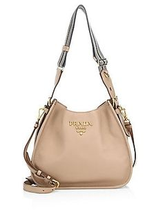 f2797ff3bb Find the latest nude and neutral items by Prada. Shop our selection from  the top fashion stores.
