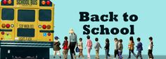 "It is ""Back to school"" time for many families! Are your kids ready? Are you? Read these tips for nervous parents."