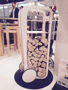 Fleimio Trolley @ Maison & Objet Paris SEP 2015