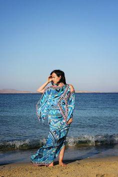 Black Star Style: Un outfit Glam & chic per la spiaggia