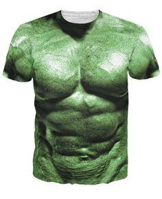 Incredible Hulk T-Shirt *Ready to Ship*