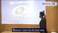 The post WATCH: Suryakumar Yadav Gives A Tour Of The New Mumbai Indians Team Room appeared first on CRICKET IS LIFES. New Mumbai, Latest Cricket News, Mumbai Indians, Cool Watches, Tours, Reading, Room, Life, Bedroom