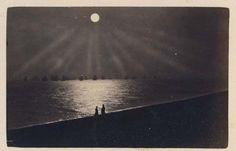 Full Moon over Deal Beach, 1870