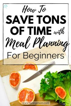 I never new meal planning was so easy! This saves me so much time week after week and her easy tips make it less of a chore. Plus I'm not wasting so much food now! You have to try this before your next grocery trip! via @Reininginmom