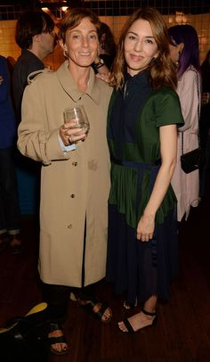 Phoebe Philo and Sofia Coppola