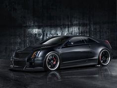 1,226 bhp 2013 VR1200 Cadillac CTS-V Coupe by Hennessey Performance