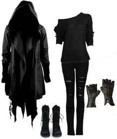 casual outfits for halloween 50+ best outfits Emo Outfits, Polyvore, Fashion, Black Jeans, Casual Outfits, Swag Outfits, Colors, Emo Clothes, Moda