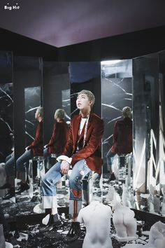 On October 10, BTS is coming back with 2nd studio 'WINGS' after 2 years since they released 1st studio 'DARK&WILD'. what have BTS members met who made people curious with message 'Boy meets wha…