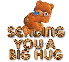 Free Hug Clip Art | Sending you a big hug,Hug day Myspace graphics