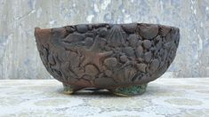 Bonsai Garden, Garden Art, Decorative Bowls, Frozen, Channel, Facebook, Youtube, How To Make, Handmade