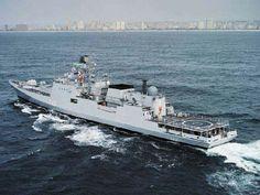INS Trishul (F43)   País: India India  Clase, [Tipo]: Talwar, [FF].  Constructor: Baltiyskiy Zavod, San Petersburgo, Rusia