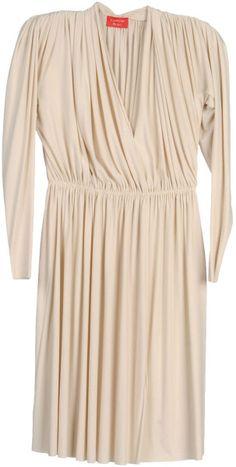 LANVIN Short Dresses - Lyst