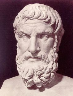 Epicurus (341–270 BC) was an ancient Greek philosopher as well as the founder of the school of philosophy called Epicureanism. For him, the purpose of philosophy was to attain the happy, tranquil life, characterized by ataraxia—peace and freedom from fear—and aponia—the absence of pain—and by living a self-sufficient life surrounded by friends