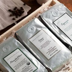 Givted-#coffee #gift #crate