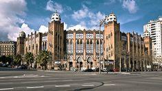 Plaza de toros La Monumental De Barcelona España - Buscar con Google