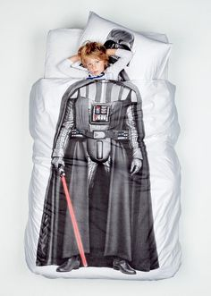 DEC '15 Style Guide: J.Crew kids' Snurk™ Star Wars™ bedding.
