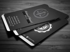 40 Awesome Lawyer Business Card for Your Inspiration - Smashfreakz