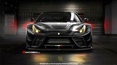 2015 Ferrari F12XX Berlinetta concept