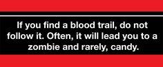 Zombie Identification Field Manual