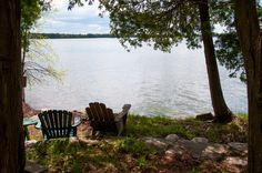 275 Red Cedar Point - Stone Mills MLS Great cottage on the lake! Cedar Point, Red Cedar, Cottage, Houses, Stone, Plants, Homes, Casa De Campo, Cottages