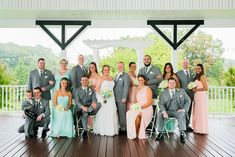 Wedding Pictures Must Have Outdoor Wedding Portraits Wedding Group Photos Bridesmaid Photos  Groomsmen Photos Bridal Party  Mint & Pink Maryland Scenic Wedding Venue Baltimore County, Maryland