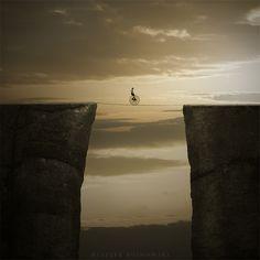 Photograph On the edge by Leszek Bujnowski on 500px