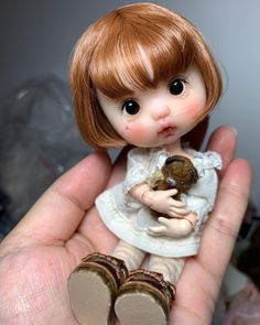 1 million+ Stunning Free Images to Use Anywhere Tiny Dolls, Blythe Dolls, Pretty Dolls, Beautiful Dolls, Cute Baby Dolls, Baby Fairy, Paperclay, Doll Repaint, Custom Dolls
