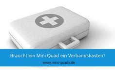 ▶ Hat ein Mini Quad einen Verbandskasten? - http://www.mini-quads.de/verbandskasten/