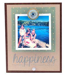 Happiness Insta Magnet Frame | Personalized Frame, Instagram Frame, Handmade…
