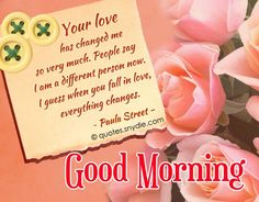 Sweet Good Morning Quotes Sweet Good Morning Quotes For Her And Him With Picture Quotes And .